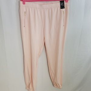 🆕️NY&CO Banded Ankle Soft Pants Trousers Sz L